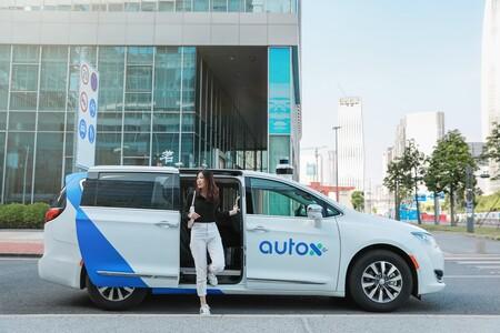 AutoX ha desplegado toda una flota de taxis totalmente autónoma y sin conductor en Shenzhen, China