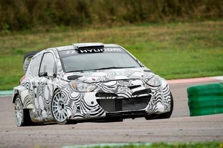 Hyundai Australia puede ser la llave de un asiento para Chris Atkinson