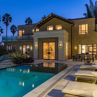 Este verano podrás vivir como Rihanna alquilando su mansión en Hollywood Hills (por tan solo 35.000 dólares al mes)
