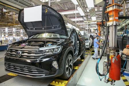 Volkswagen Nivus Produccion 2