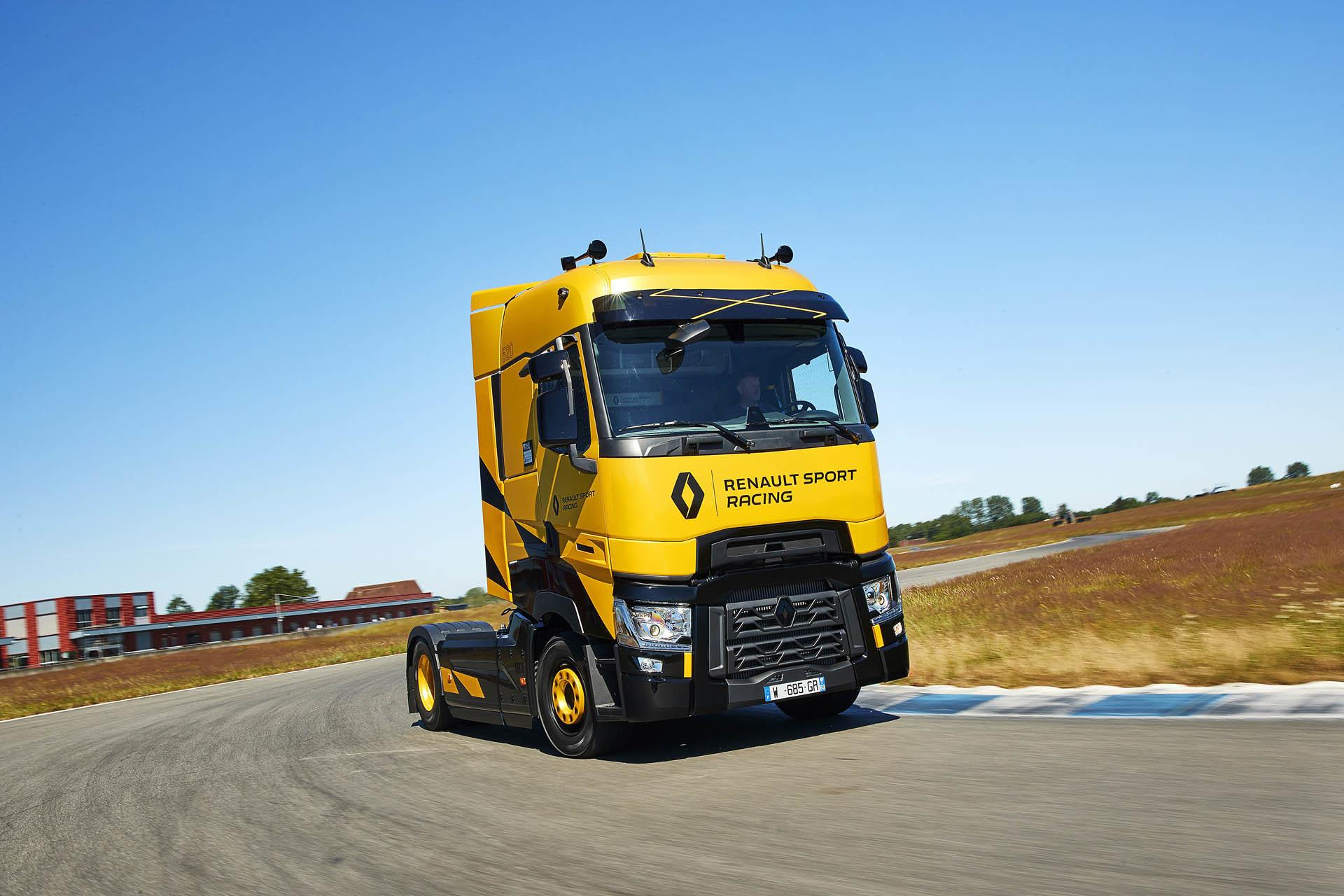 Foto de Renault T High RS Racing Edition (9/14)