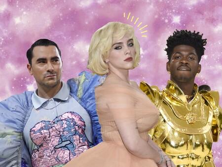 Billie Eilish, Kim Kardashian, JLo y Rosalía (entre otros): analizamos los looks más arriesgados de alfombra roja de la Gala MET 2021 a través de la cultura del meme