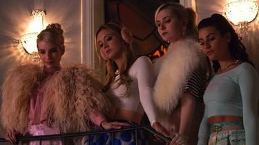 15 razones por la que tienes que viciarte a Scream Queens (si no lo has hecho ya)