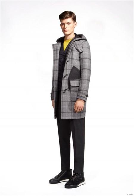 Z Zegna Fall Winter 2015 Menswear Collection Look Book 002 800x1169