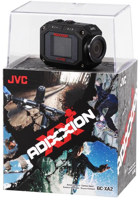 Foto de JVC Adixxion GC-XA2 (8/12)
