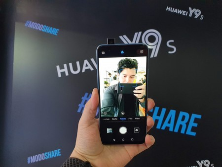 Huawei Y9s Primeras Impresiones Mexico Pantalla