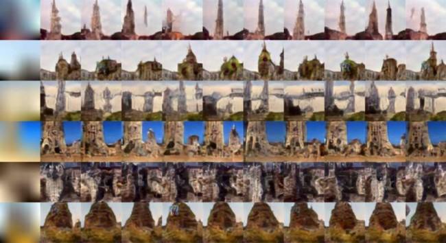 Facebook Deep Generative Image Models