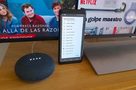 Google Home ya funciona en español: estos son todos los comandos activos que puedes utilizar