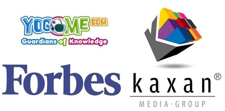 Forbes reconoce a Yogome y Kaxan Media Group