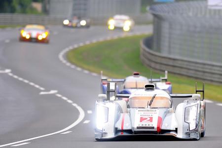 Audi marca el ritmo en los entrenamientos libres