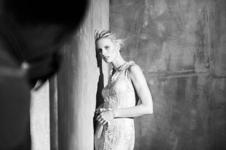 Pronovias Making Of Libro 50 Karolina Kurkova