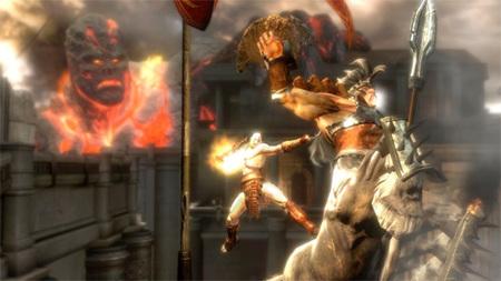 'God of War III', se abre la posibilidad para el contenido descargable