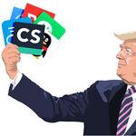 Trump firma una orden ejecutiva prohibiendo las transacciones con AliPay, WeChat, QQ, Camscanner y cuatro apps más