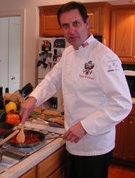 Walter Scheib, el ex chef de la Casa Blanca