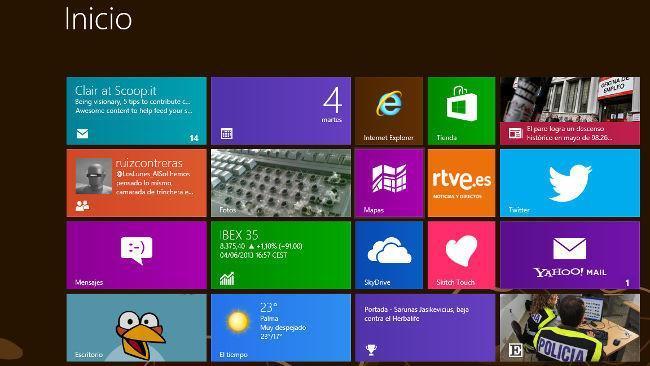 Cómo evitar utilizar Windows 8 elegir si tu empresa necesita un equipo nuevo