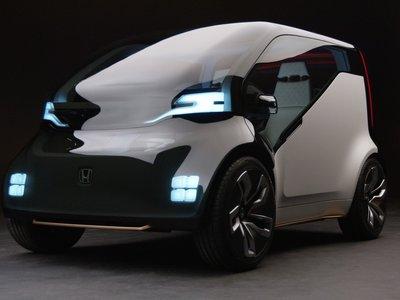 Honda presenta un no tan típico coche compartido que leerá tu mente, y también la movilidad aprendida de los bancos de peces