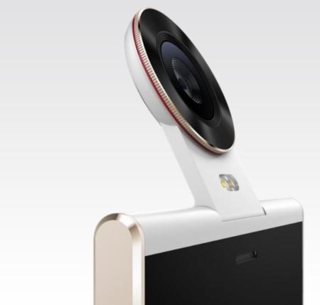 El Doov Nike V1 le da una vuelta de tuerca a los selfies con su cámara abatible