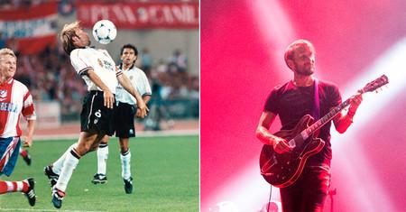 La historia de aquel increíble gol de Mendieta inmortalizado en una canción de Los Planetas