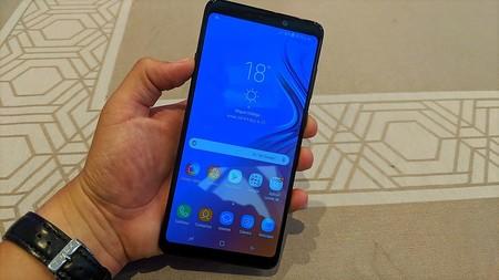Samsung Galaxy A7 2018 Primeras Impresiones Mexico Pantalla