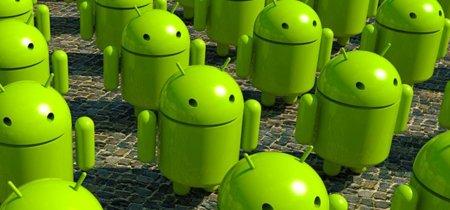 Android crece en cuota en el último trimestre, y es el único sistema operativo móvil en hacerlo