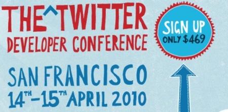 Se desvelan los detalles oficiales de Chirp, la conferencia de Twitter