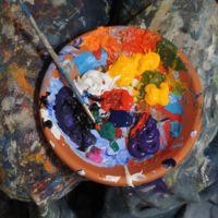"""Adobe está trabajando en un software que te permitirá pintar sobre tu tableta con """"pintura en 3D"""""""