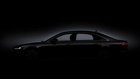 El nuevo Audi A8 se deja intuir en un nuevo teaser