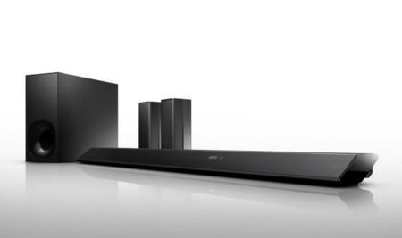 HT-RT5, la nueva barra de sonido de Sony con altavoces surround adicionales
