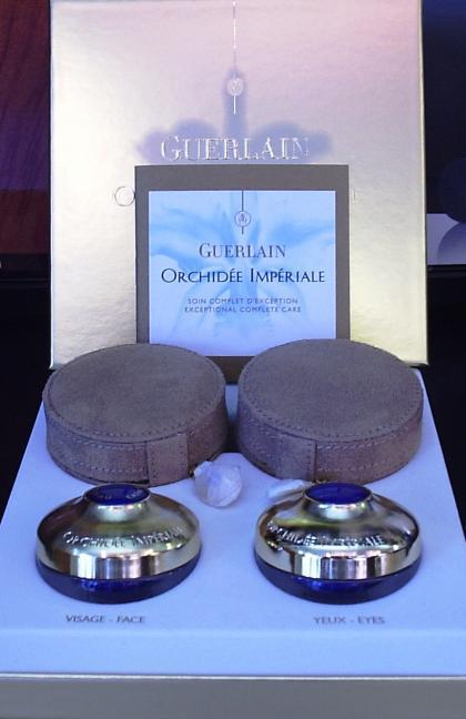 Guerlain Orchidée Impériale edición lujo de viaje