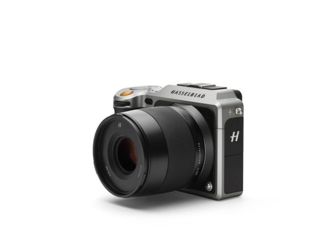 """Hasselblad X1D, una """"sexy"""" sin espejo de formato medio digital con 50 megapíxeles"""