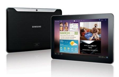 Vodafone lanza en España la última versión ultrafina del Samsung Galaxy Tab 10.1