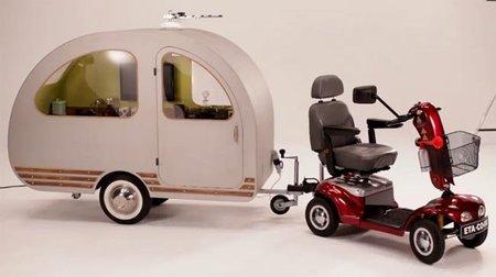 QT Van, una mini-caravana para bodas reales