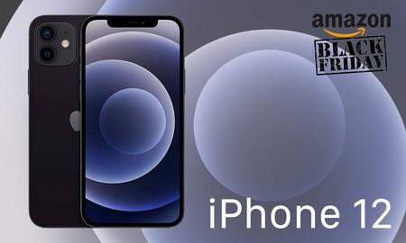 Por el Black Friday, Amazon te deja el iPhone 12 de 128 GB rebajado a 899 euros
