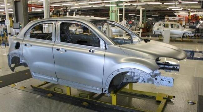 Por fin, el Fiat 500X en vídeo (aunque no se ve nada)