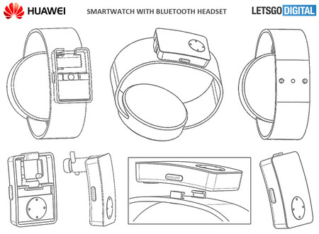Huawei Smartwatches Earbuds