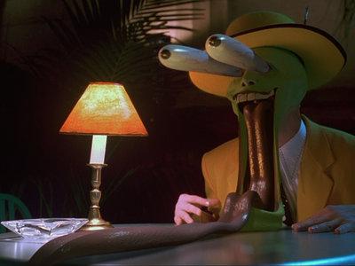 ¡'La máscara' iba a ser una película de terror! New Line quería a su nuevo Freddy Krueger