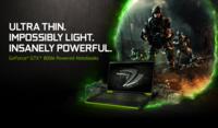 NVIDIA anuncia familia GeForce 800M Series para portátiles: La batería también importa