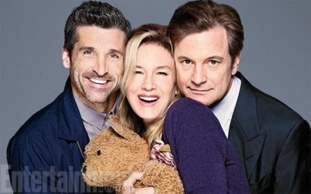 'Bridget Jones's Baby', nuevas imágenes con el trío protagonista