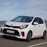 KIA Picanto: Hasta 7 airbags, mucha conectividad, navegación y motor turbo