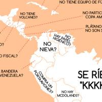 Lo que el autocompletar de Google revela  sobre lo que pensamos de cada país de América Latina