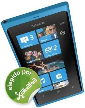 Nokia Lumia 800 elegido por Xataka