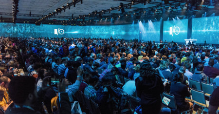 Google I/O 2016: agenda y entrega de premios Google Play Awards