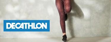 Liquidación en el outlet de Decathlon: últimas unidades de camisetas, leggins, zapatillas y sudaderas a precios de locura