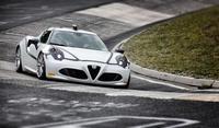 Alfa Romeo 4C en Nürburgring Nordschleife, así marcó 8'04''