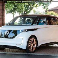 Volkswagen BUDD-e también se lleva a casa el título 'Vehículo Concepto del año 2016' en su categoría