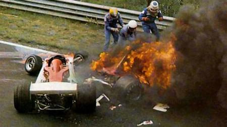 Lauda Nurburgring 1976