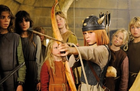 'Vicky, el vikingo', fidedigna pero autolimitada traslación de la serie animada