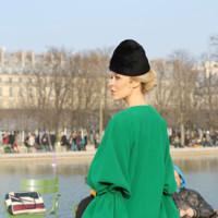 Ulyana Sergeenko, una diva vestida de cuento