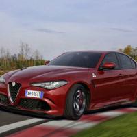 El Alfa Romeo Giulia QV de cambio automático de 8 relaciones ya es la berlina más rápida en el Nürburgring