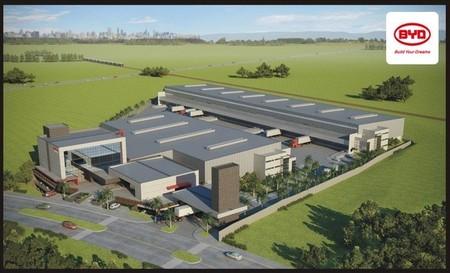 BYD anuncia que abrirá una fábrica en Brasil